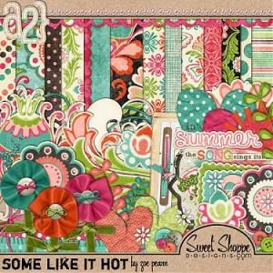 Sweet Shoppe Designs: Some Like It Hot by Zoe Pearn