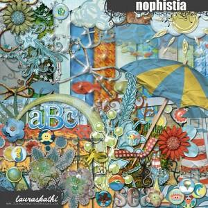 Funky Playground Designs: Nophistia by lauraskathi