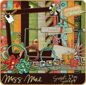 gotta pixel sweet digi scraps miss mae