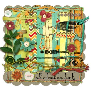 Funky Playground Designs: All About Da Funk by Traci Murphy Designs
