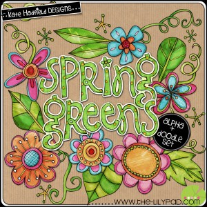 springgreens