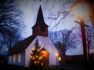 christmas church