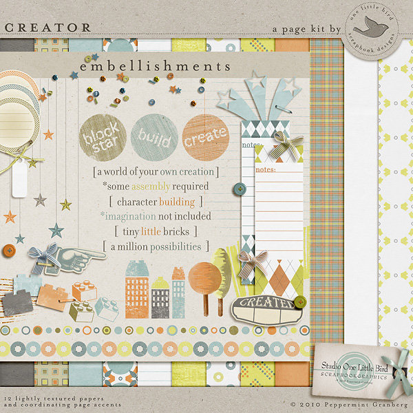 New Release Highlights For April 4 2010 Simple Scrapper