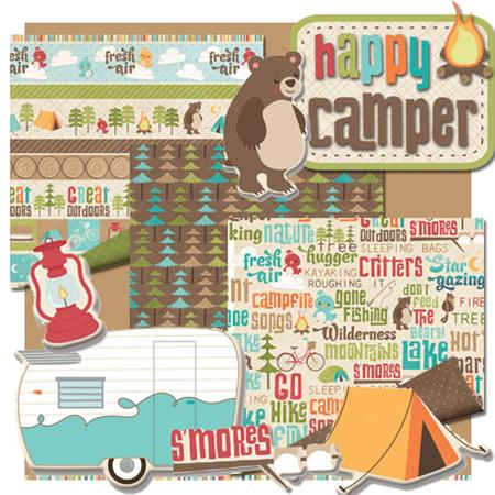 Scrapbooking The Outdoors Simple Scrapper