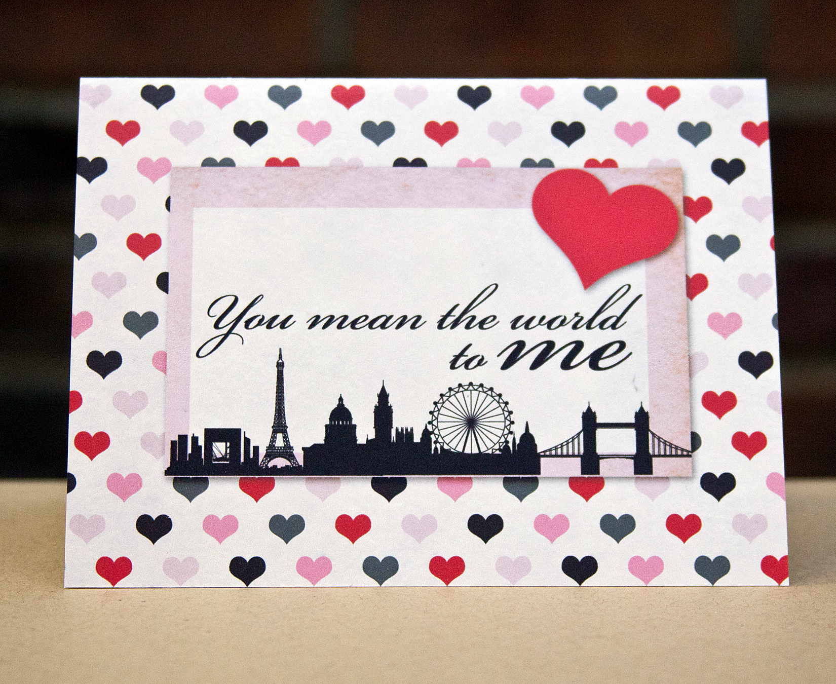 valentine card craft ideas hybrid card ideas for s day simple scrapper 5638