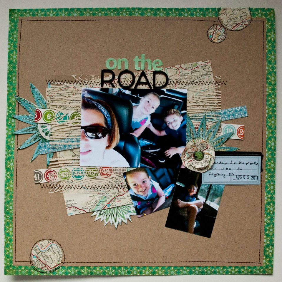 tips for scrapbooking travel - simple scrapper