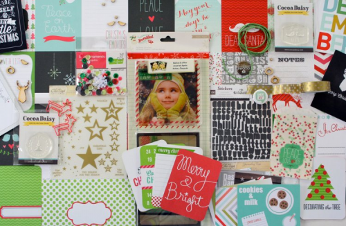 Day_in_the_Life_Christmas_kit__DITL_Christmas__-__45.00___Cocoa_Daisy_Scrapbooking_Kit__monthly_scrapbook_kits_by_subscription