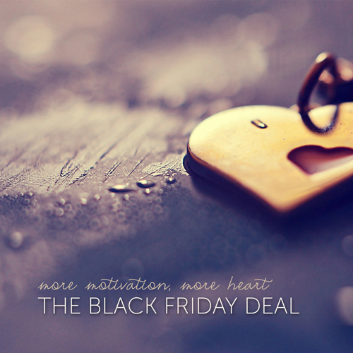 The Black Friday Deal at Simple Scrapper