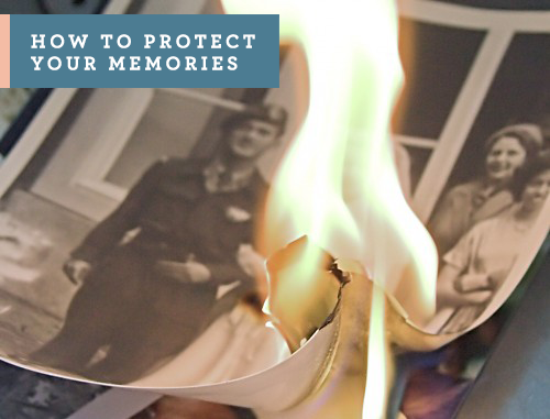 How I Protect My Memories with Backup
