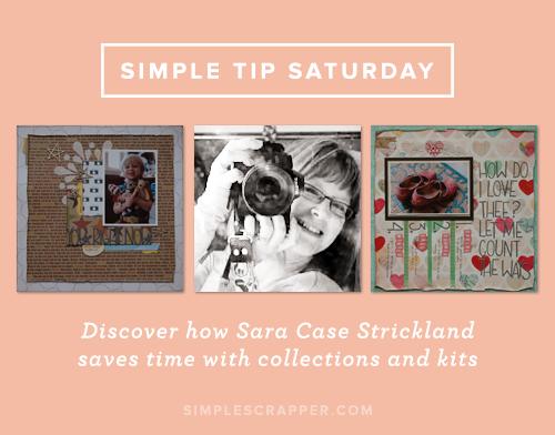 Simple Tip Saturday with Sara Case Strickland