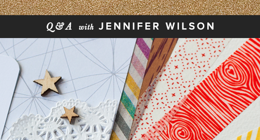 Q&A with Jennifer Wilson | How to Get Started with Project Life