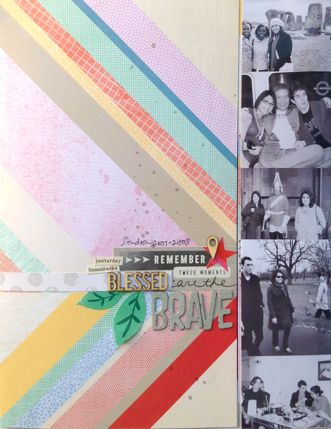 Adventure by Jamie Leija | Inspiring August's Membership at Simple Scrapper
