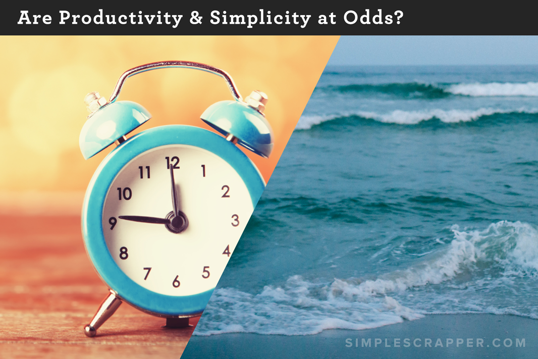 OLW 2014   Are Productivity and Simplicity at Odds?