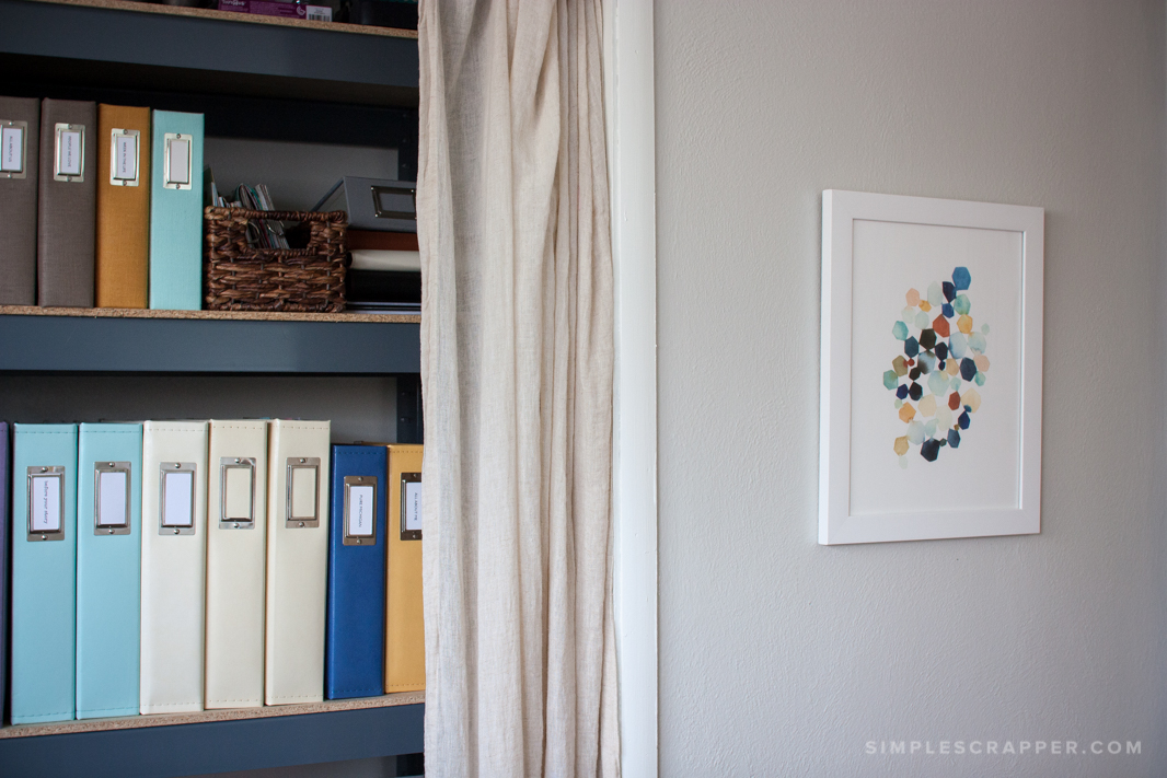 Beautifully Simple Wall Art from Minted | Stash Bash Sponsor