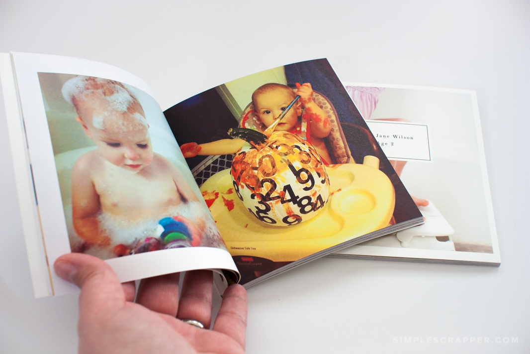 Simple Photo Books with Artifact Uprising