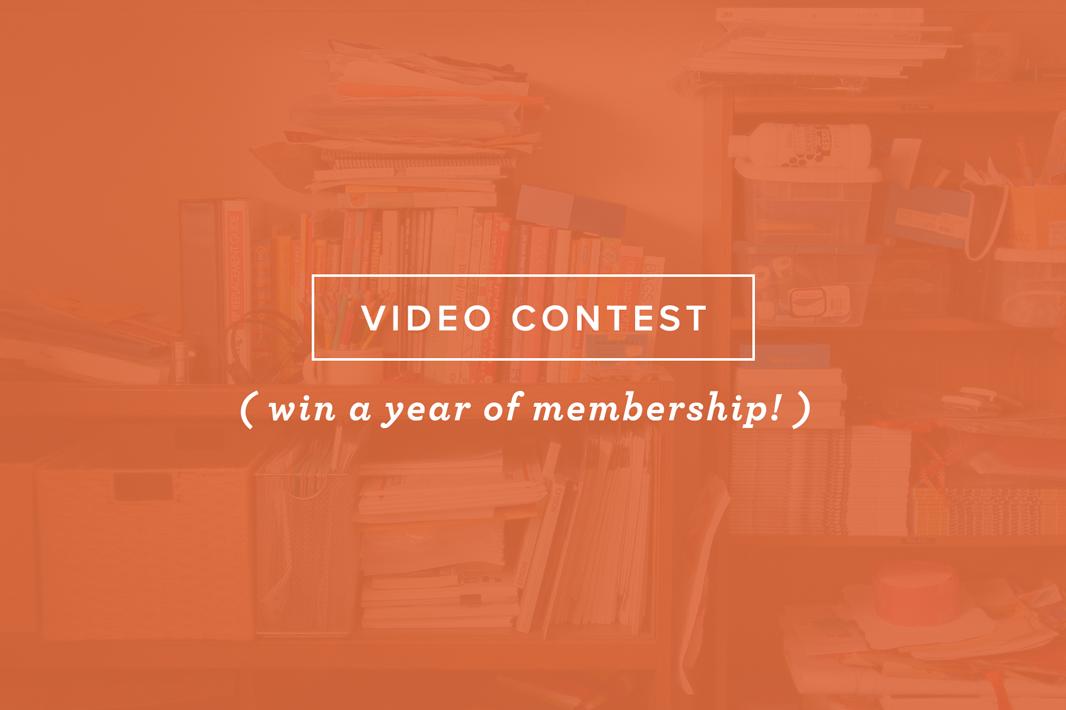 Win a Year of Membership