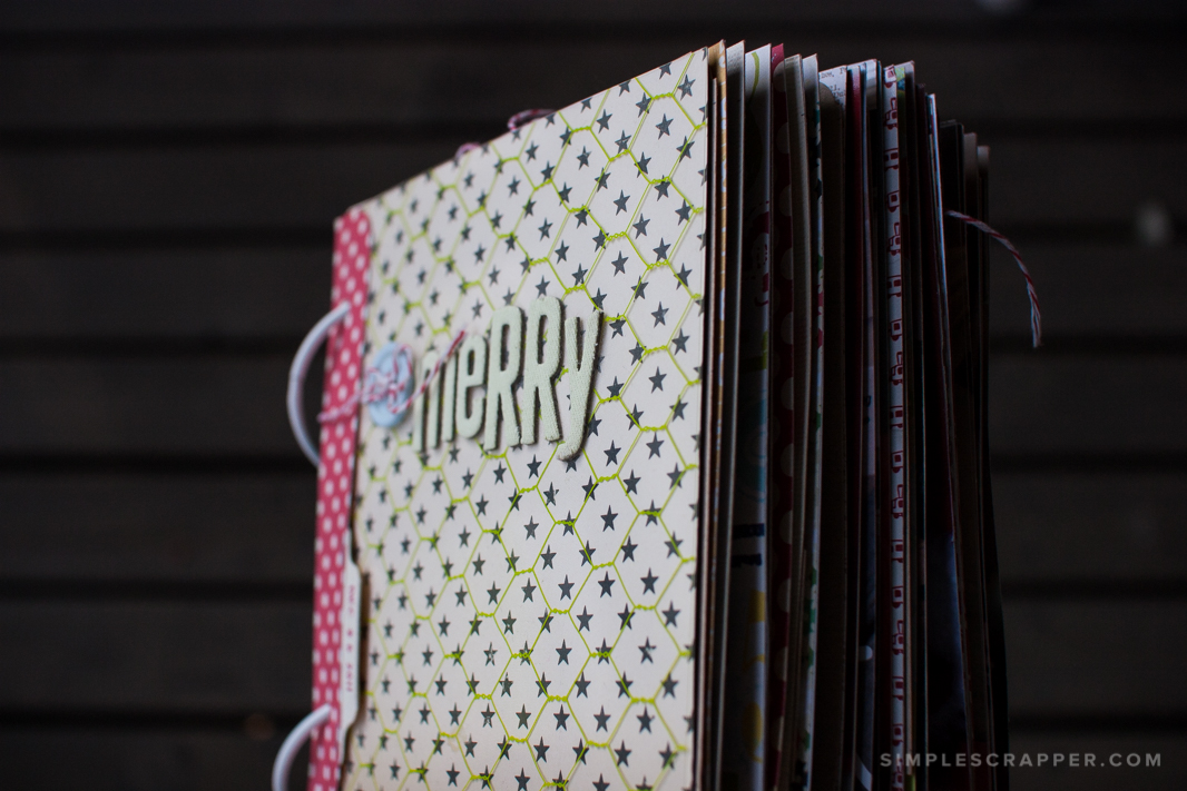 How to Take All the Fun Out of Holiday Scrapbooking