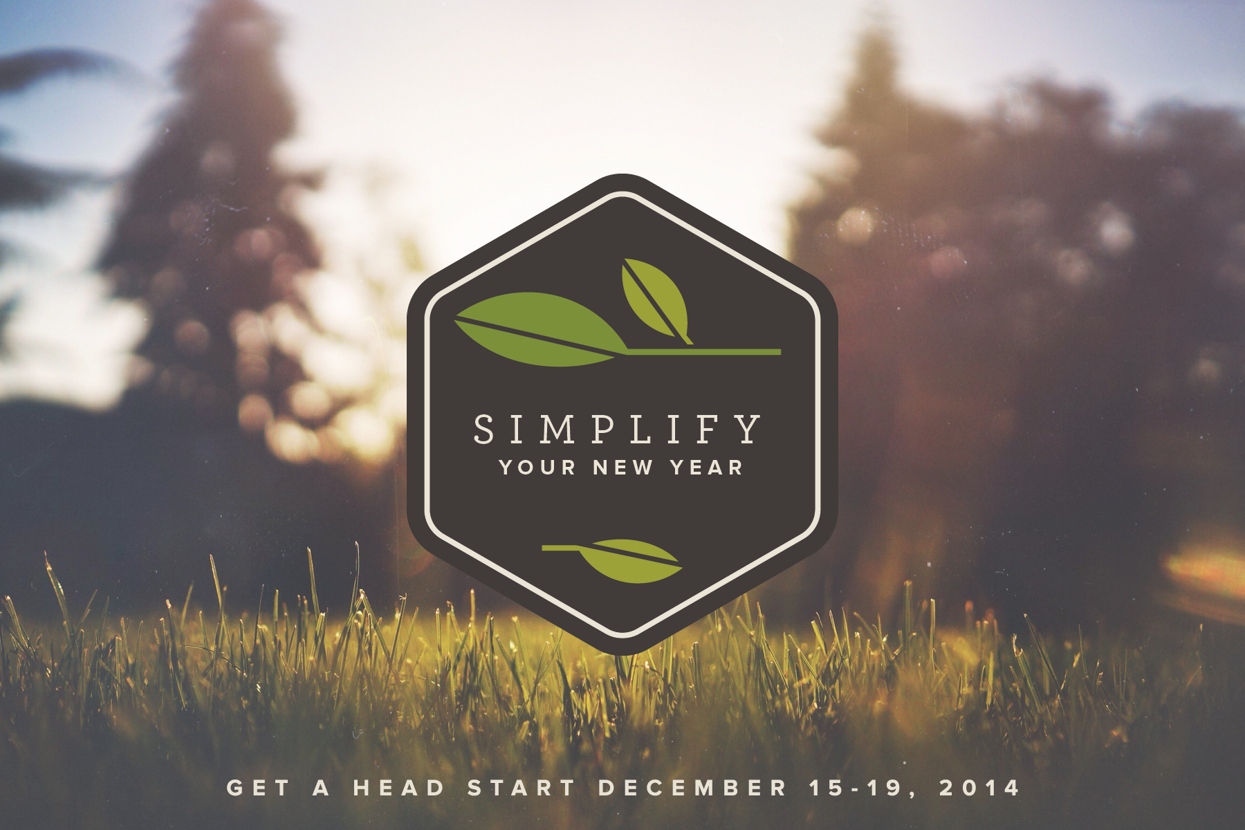 Get a head start on 2015 with the Simplify Your New Year free mini class at Simple Scrapper