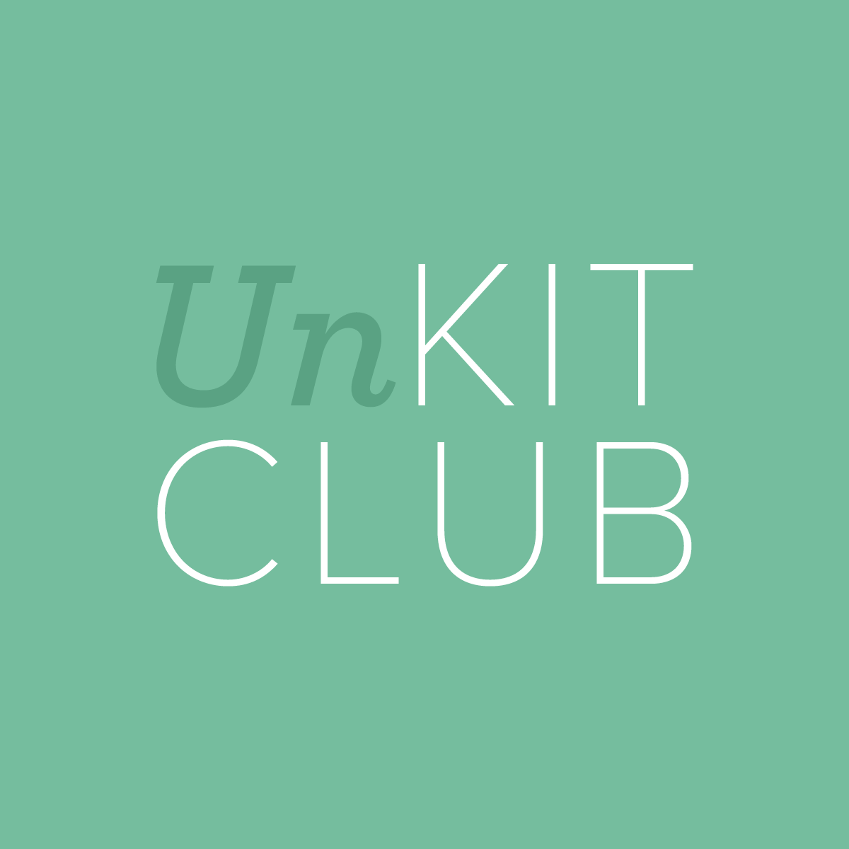 The unKit Club at Simple Scrapper