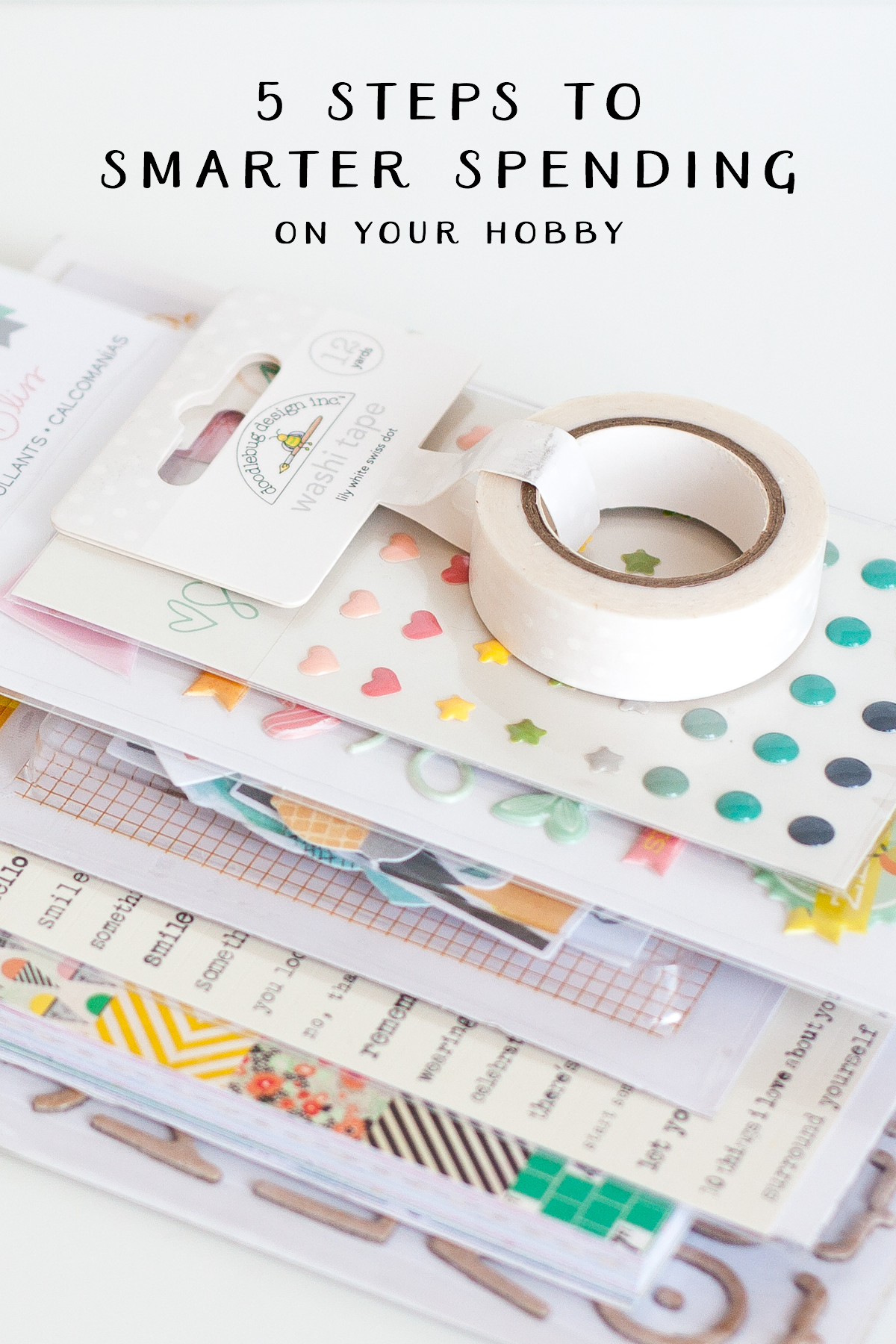 5 Steps to Smarter, More Intentional Spending on Your Hobby