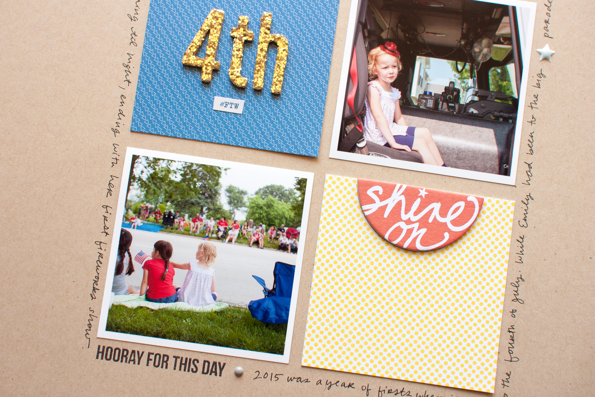 Create Your Perfect-Fit Summer Scrapbooking Plan