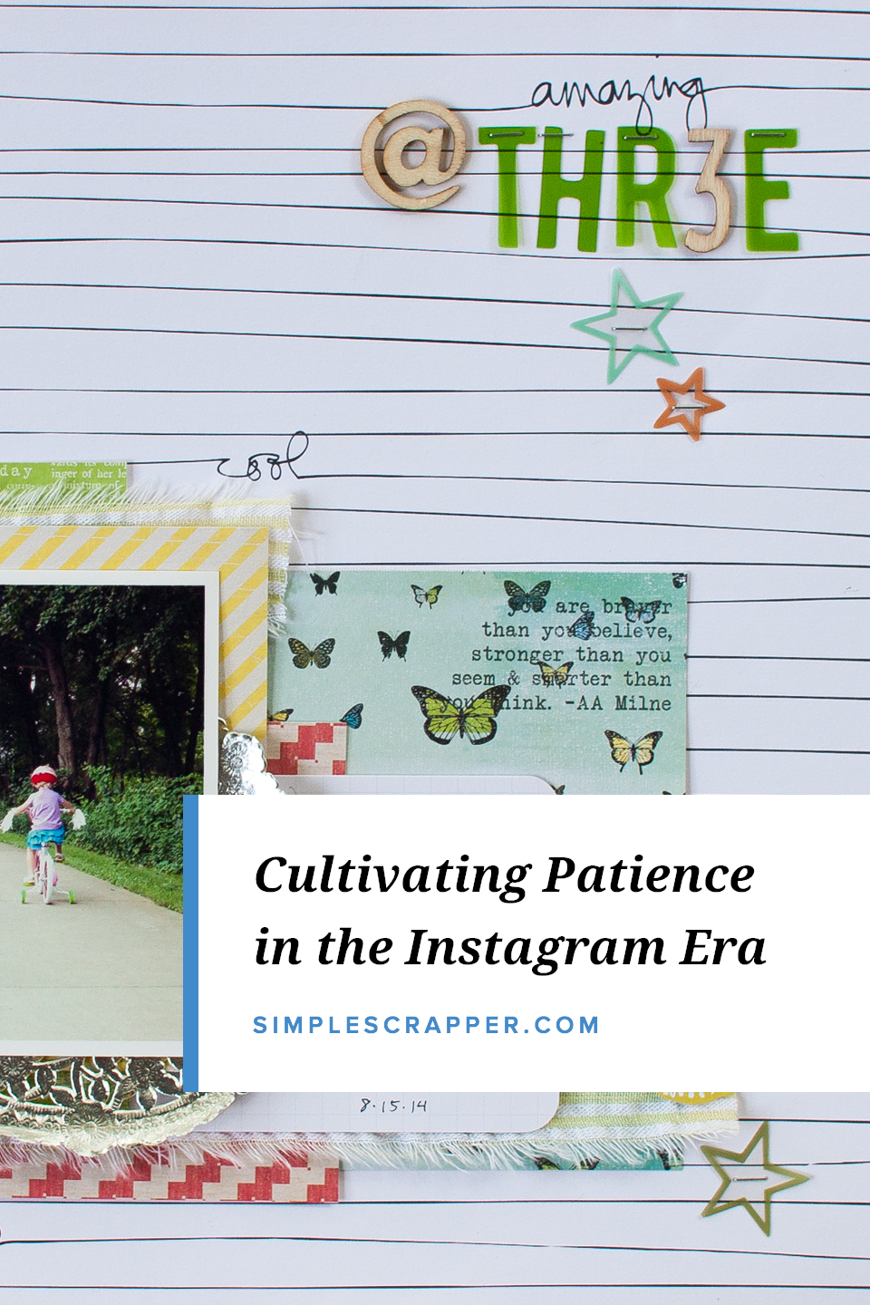 How to Cultivate Patience in the Age of Instant Gratification