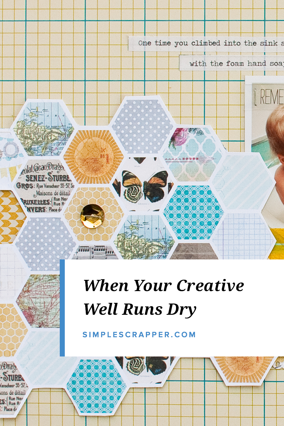 Follow These Steps to Fill Your Creative Well