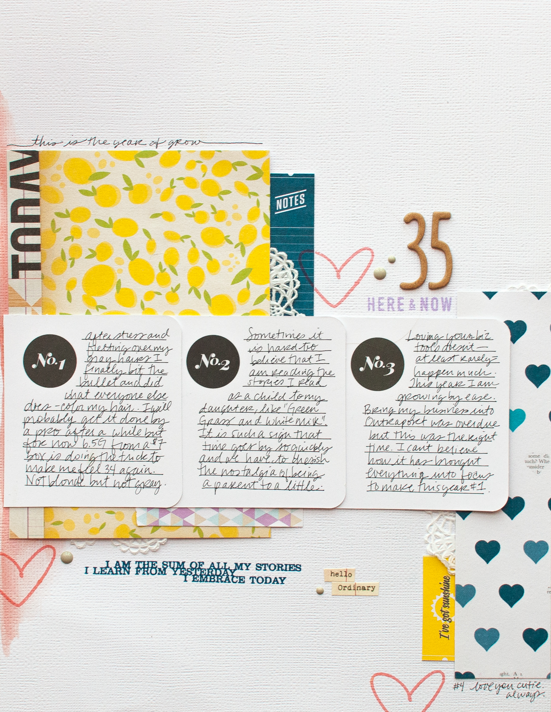 The Scrapbooking Rule You Must Break (Even Though it's So Hard)