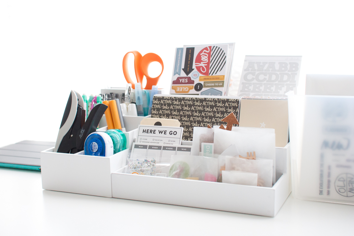 Review: Desk Maid Organizers by Totally Tiffany