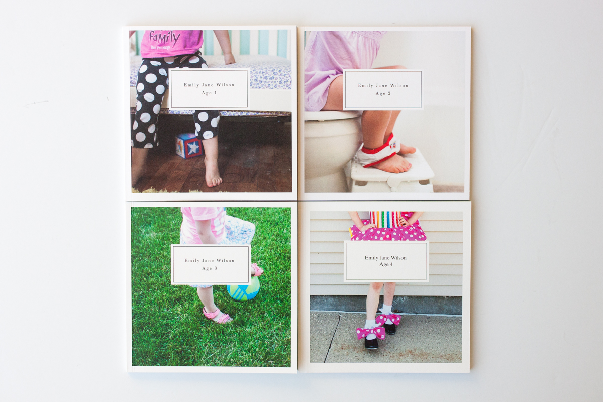 Photo books make big scrapbooking projects more feasible. In this post I'm sharing how an ongoing series fits into my memory keeping plans.