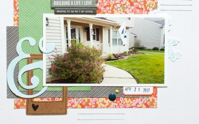 Tackling Journaling Anxiety to Actually Finish Scrapbook Pages