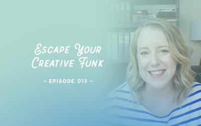 SYW013 – Escape Your Creative Funk