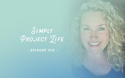 SYW035 – Simply Project Life