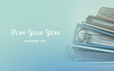 SYW041 – Plan Your Year
