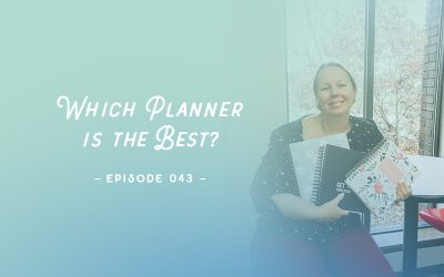 SYW043 – Which Planner is the Best?