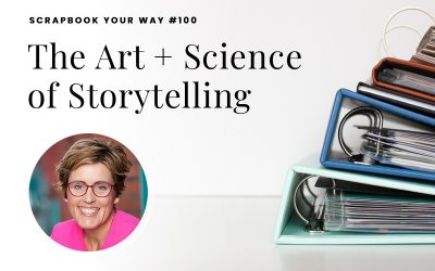 SYW100 – The Art + Science of Storytelling
