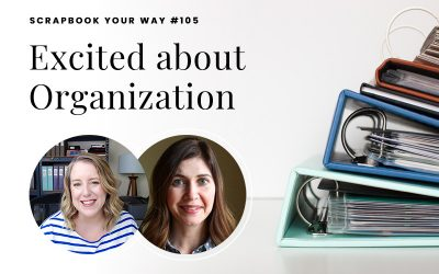 SYW105 – Excited about Organization